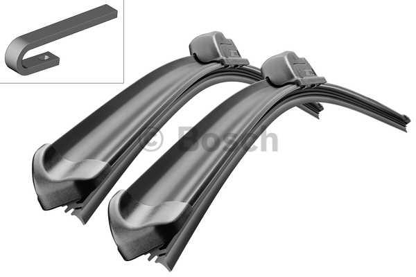 Stergatoare parbriz Bosch Aerotwin Retro,500/475mm pentru Hyundai, Opel, Renault, Toyota