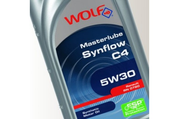 Ulei Wolf Masterlube Synflow C4 5W30 5L