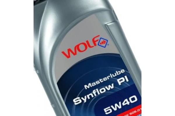 Ulei Wolf 5W40 Masterlube Synflow PI 5L
