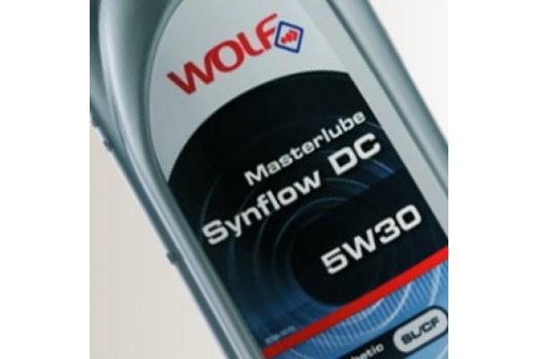 Ulei  WOLF Masterlube Synflow DC 5W30 5L