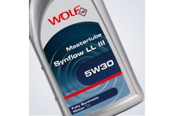 Ulei Wolf Masterlube Synflow LL II 5W30 5L