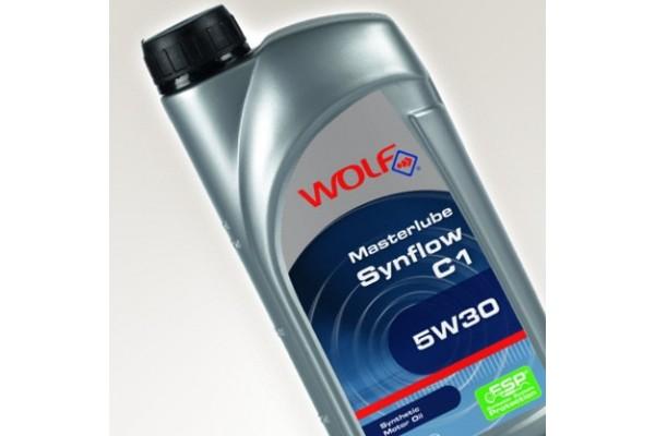 Ulei Wolf Masterlube Synflow C1 5W30 5L